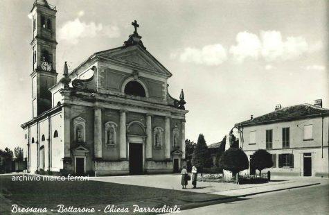 [1958] Chiesa Parrocchiale di San Giovanni Battista a Bressana Bottarone