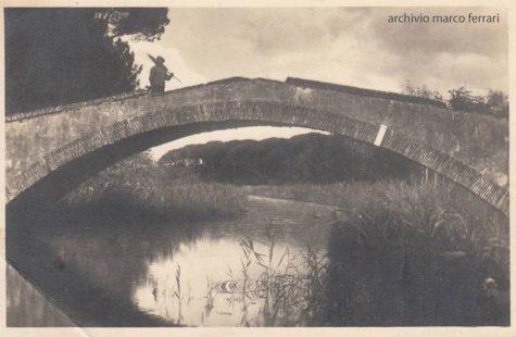 [1943] Ponte sul fiume Po a Bressana Bottarone